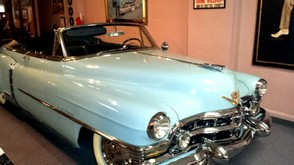 Cadillac in which Hank Williams died
