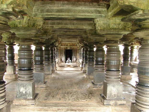 Hoysala temple architecture