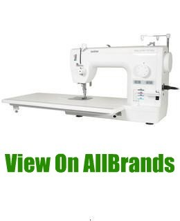 Brother PQ1500S Sewing Machine at Allbrands