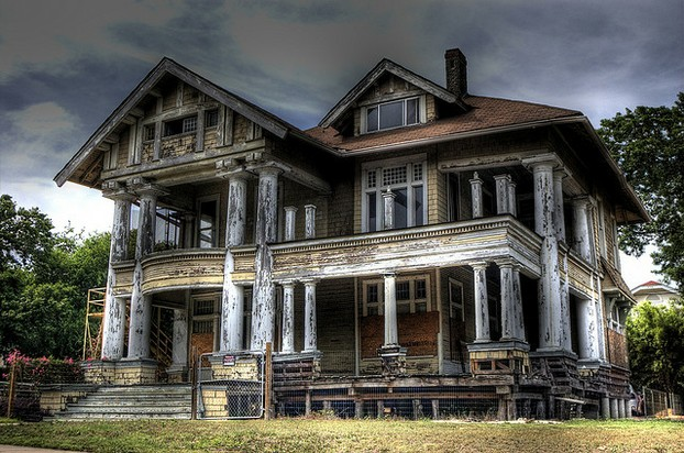 Halloween is an Old House Owners Favorite Holiday