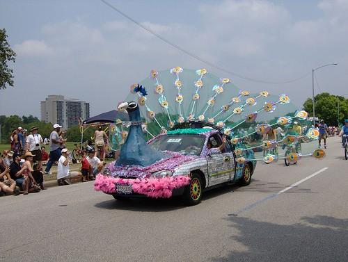Peacock Car Accessories