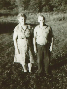 Stanley & Anna, my grandparents
