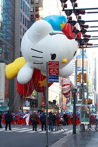 Hello Kitty Big Balloon