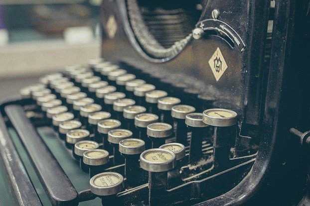Writers need their tools, old or new.