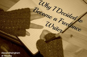 This is my story about become a freelance writer