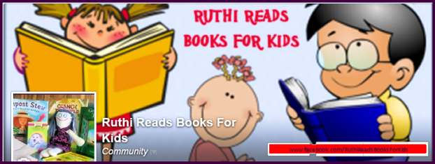 Ruthi Reads Books For Kids on Facebook