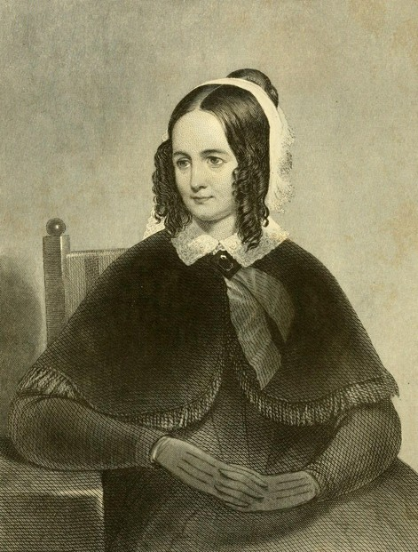 Thomas Buchanan Read, The Female Poets of America (1850), opp. p. 181