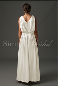 Image: Sybil Handfasting Dress Plus Size