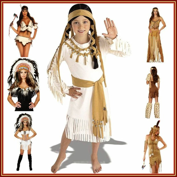 Native American Costumes