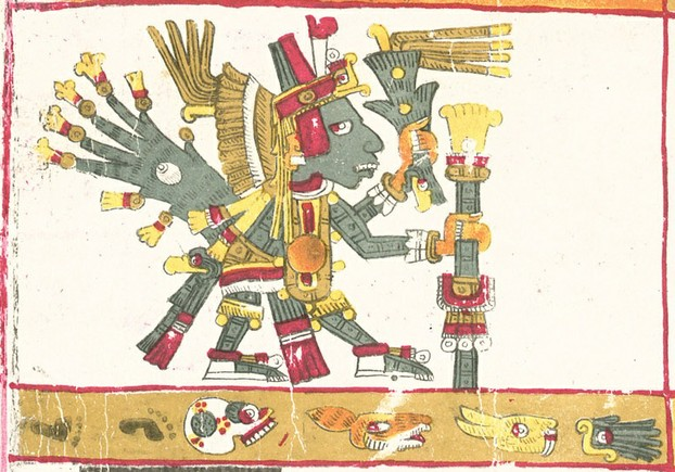 Codex Borgia, p. 55 (cropped)
