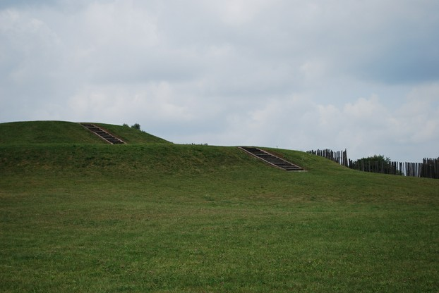 successive mounds