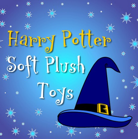 Soft stuffed harry potter plush toys and animals
