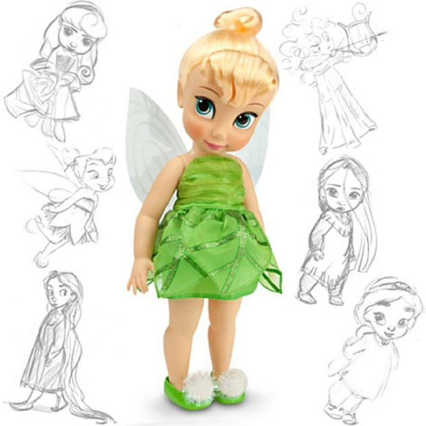 Disney Toddler Doll of Tinkerbell the Fairy