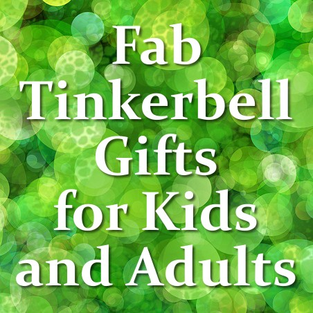 Fab Tinkerbell Disney Fairy Gifts for Kids and Adults