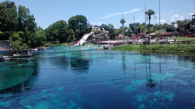 Weeki Wachee Water Slide Park