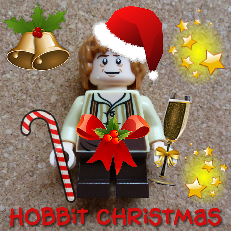 Hobbit Christmas Holiday Festive Fun