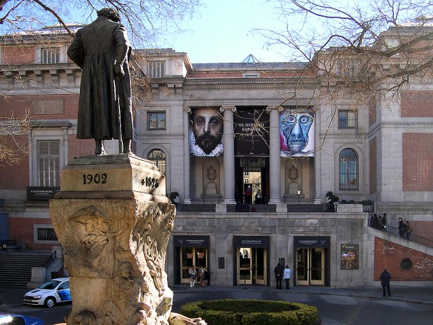 Prado Museum, Madrid, central Spain