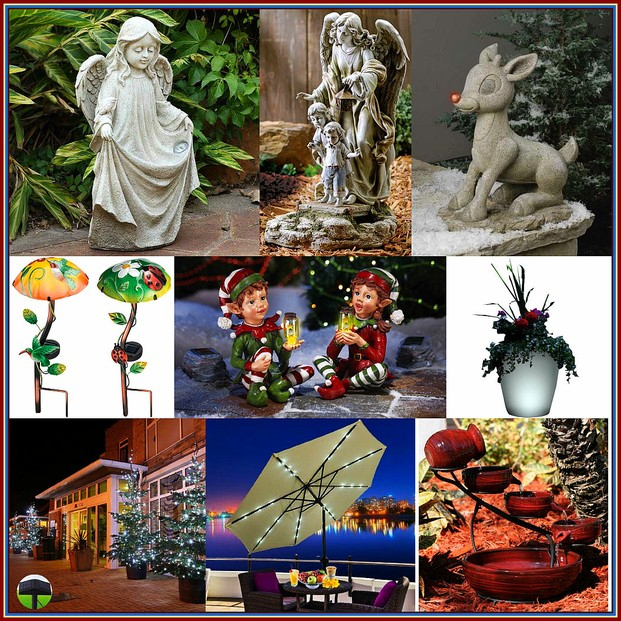Solar Powered Decorations 28 Images Popular Solar Powered Decorations Buy Cheap Solar