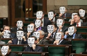 Image: Anonymous Polish politicians