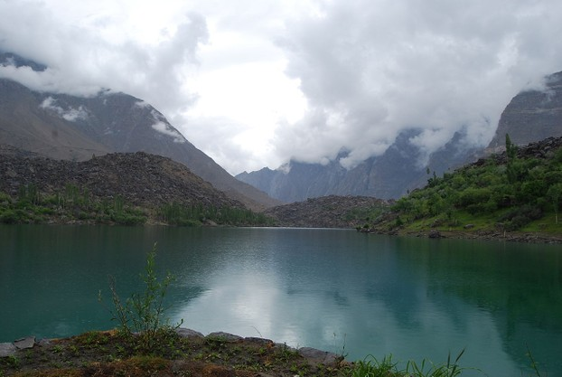 Skardu, Gilgit-Baltistan, northernmost Pakistan: disputed Kashmir region