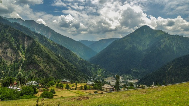 Neelam Valley, Azad Jammu and Kashmir, northeastern Pakistan