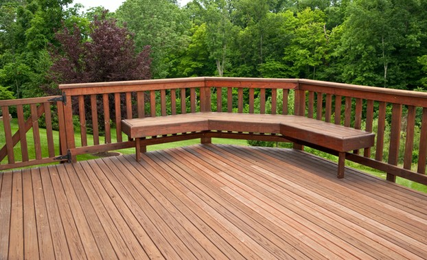Is your deck ready for summer for Pre made timber decking