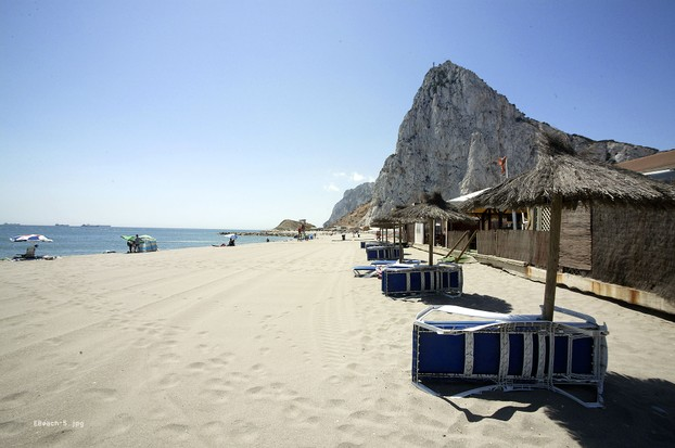 Eastern Beach, Gibraltar