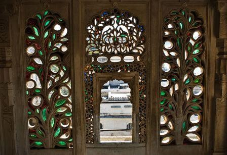 Decorated Rajasthan Haveli