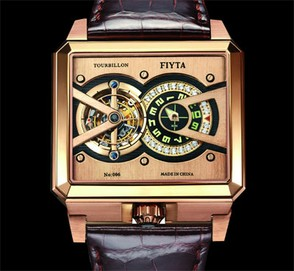 FIYTA Tourbillon