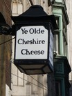 Famous Pub, Ye Olde Cheshire Cheese