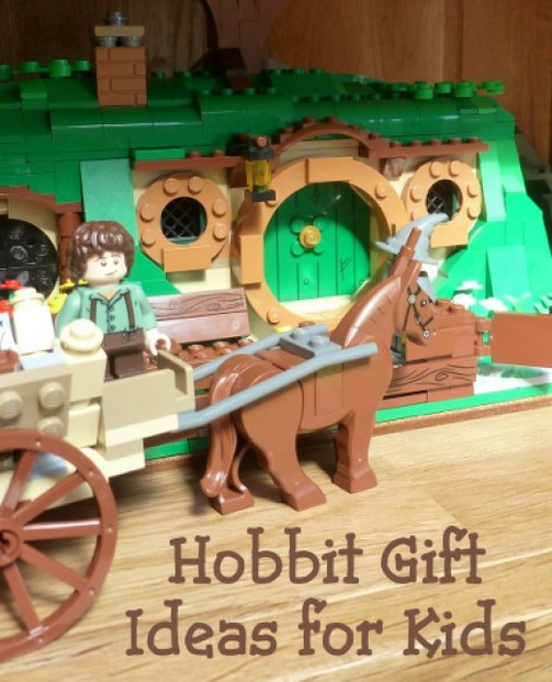 Hobbit gift ideas for kids - a gift guide written by a fan and her young Hobbit mad daughter.