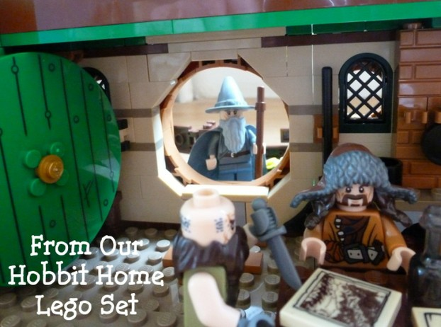 Hobbit House Lego Set