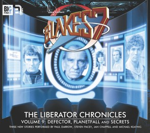 Liberator Chronicles Volume Nine