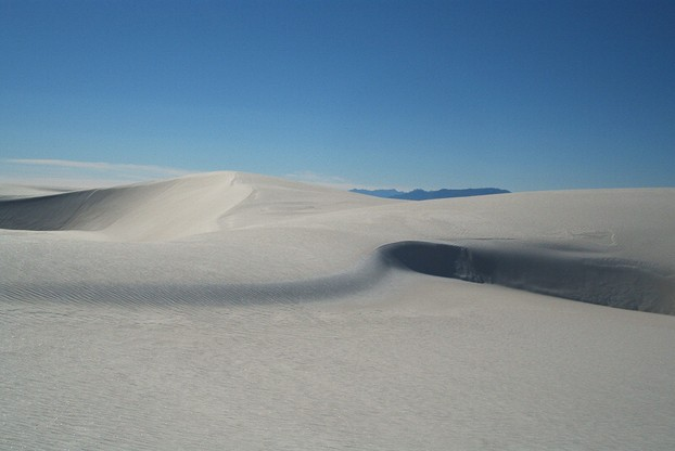 White Sands National Monument, Tularosa Basin, south central New Mexico