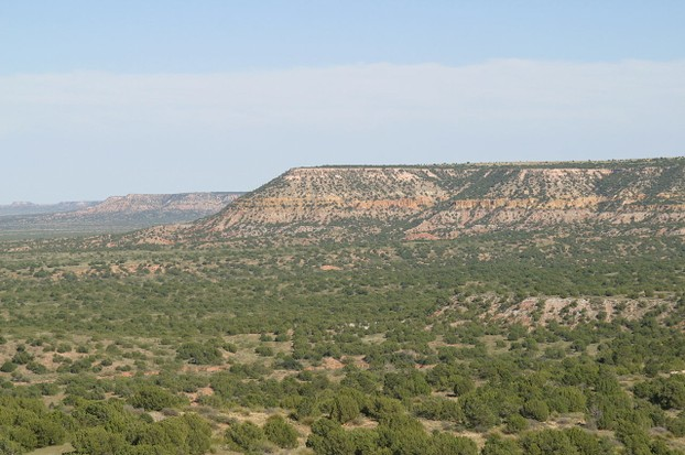 San Jon, Quay County, east central New Mexico