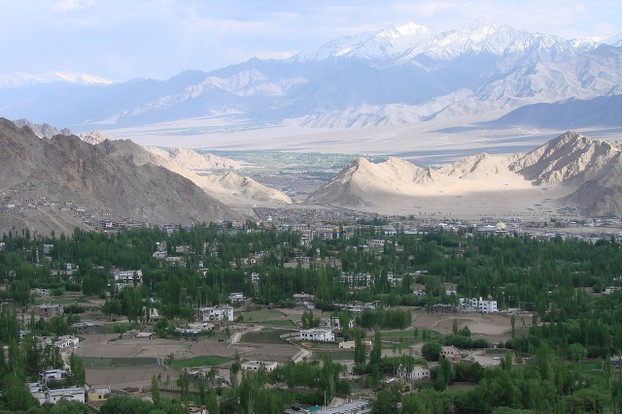 Leh, eastern Ladakh, Jammu and Kashmir State, northern India