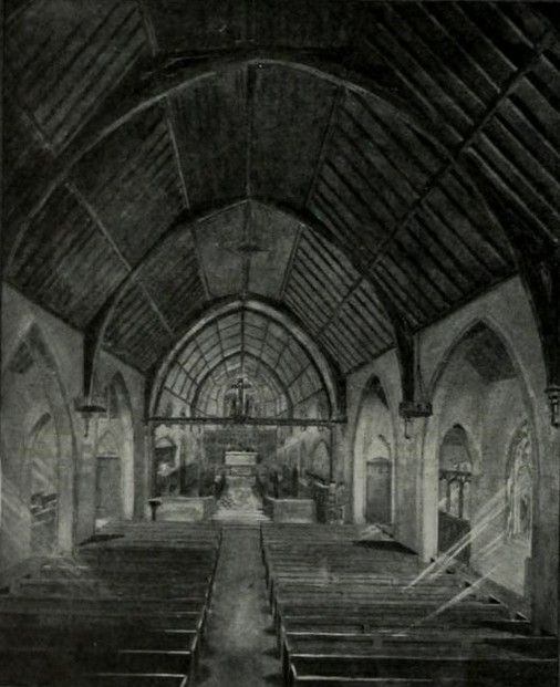 "WCF Gillam, ""Saint Paul's Episcopal Church, Burlingame, California,"" Architect and Engineer (January 1927), p. 80"