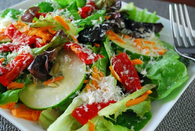 Salad Greens are the Most Perishable Vegetable
