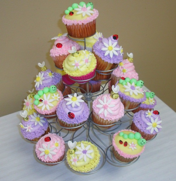 Perfect for a Garden Club Bake Sale