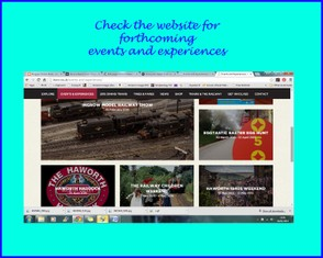 Steam Train Events and Experiences 2015