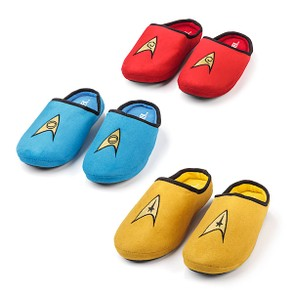 Slippers to match your robe