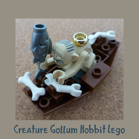 Lego Sets featuring the Creature Gollum from The Hobbit and The Lord of the Rings