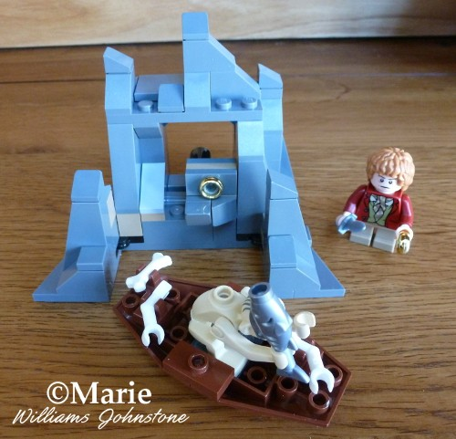 Gollum in Riddles for the Ring Lego