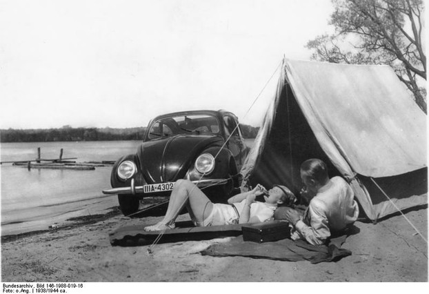 Yesteryear Camping. Source: