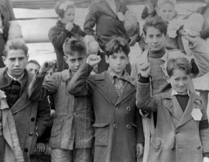 Spanish Refugee Children of the War