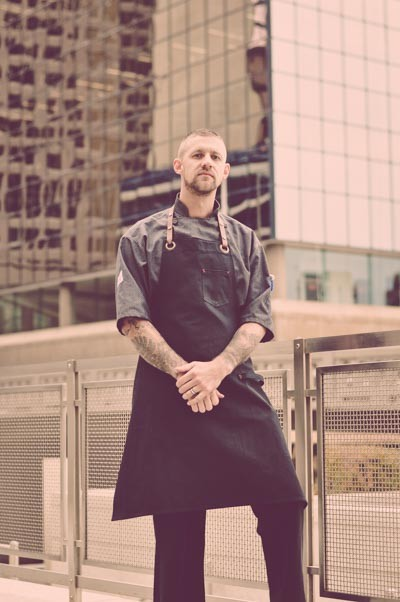 Chef Andrew Gass