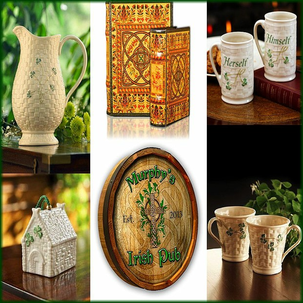 Irish Gifts for Saint Patrick's Day