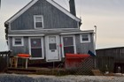Although recovery efforts have been made, many homes in Fortescue suffered severe damage in Hurricane Sandy and still si