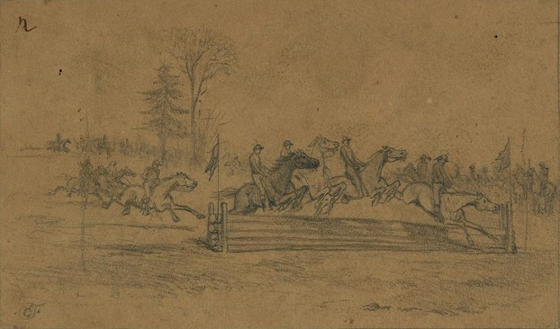J.P. Morgan Collection of Civil War drawings, gifted to Library of Congress in 1919