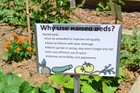 Learn about gardening in educational exhibits great for kids and adults alike